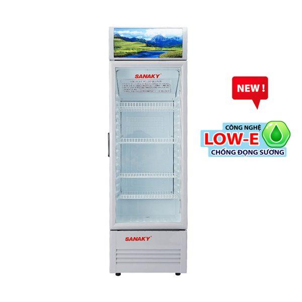 Tủ mát SANAKY VH-308KL (240LIT) 1 cửa, công nghệ LOW-E