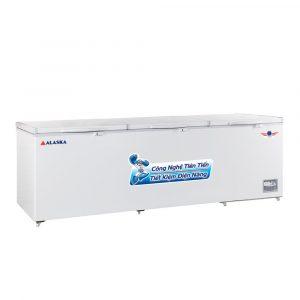 Tủ đông ALASKA HB-15 1500LIT 3 nắp giỡ tủ đông loại lớn 0